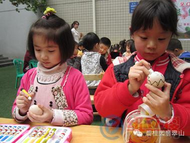 儿童节手绘彩蛋